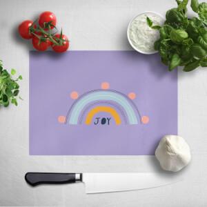 Joy Rainbow Chopping Board