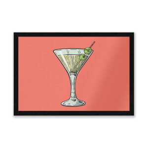 Martini Entrance Mat
