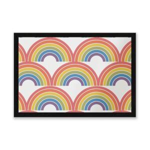 Rainbows Entrance Mat