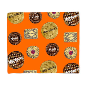 BISCUITS Fleece Blanket