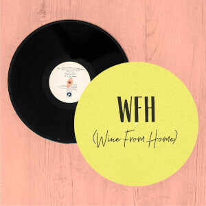 Wine From Home Slip Mat