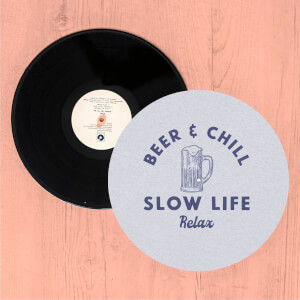 Beer And Chill Slip Mat