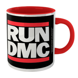 RUN DMC Mug - White/Red