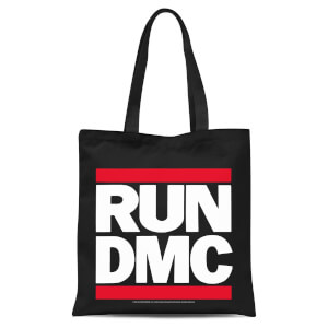 Tote Bag RUN DMC - Noir