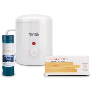 BeautyPro Xanitalia Deluxe Waxing Essentials Kit