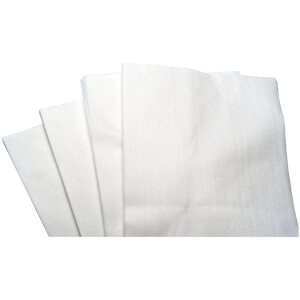 BeautyPro Disposable Large Towelettes (Pack of 80)