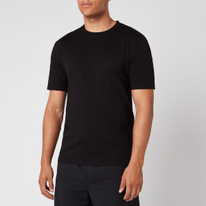 Maison Margiela Men's Garment Dye T-Shirt - Black