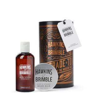 Set de regalo para barba Hawkins & Brimble Cobre