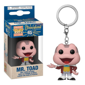Disney 65 Mr. Toad Funko Pop! Keychain