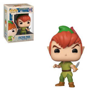 Disney 65 Petre Pan New Pose Funko Pop! Vinyl