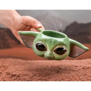 Taza El Niño (Baby Yoda) - Star Wars The Mandalorian