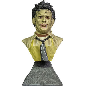 Trick or Treat Studios Texas Chainsaw Massacre Mini Bust Leatherface 15 cm