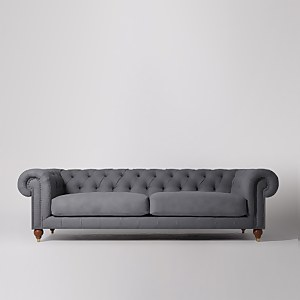 Swoon Winston Smart Wool 4 Seater Sofa