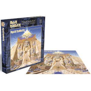 Iron Maiden Powerslave (500 Piece Jigsaw Puzzle)