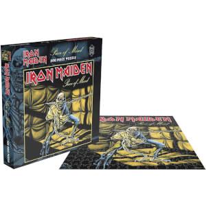 Iron Maiden Piece of Mind (500 Piece Jigsaw Puzzle)