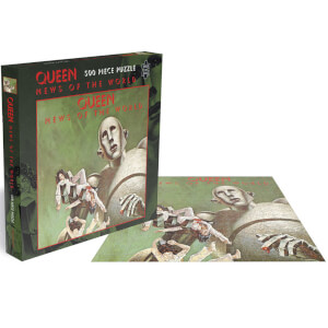 Queen News of the World (500 Piece Jigsaw Puzzle)