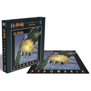 Def Leppard Pyromania (500 Piece Jigsaw Puzzle)