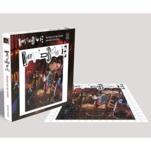 David Bowie Never Let Me Down (500 Piece Jigsaw Puzzle)