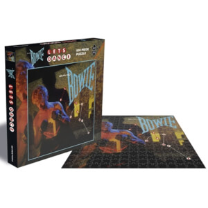 David Bowie Let's Dance (500 Piece Jigsaw Puzzle)