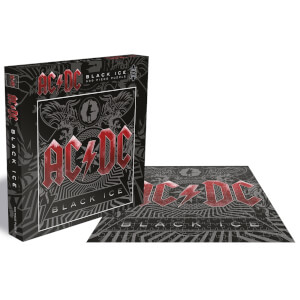 AC/DC Black Ice (500 Piece Jigsaw Puzzle)