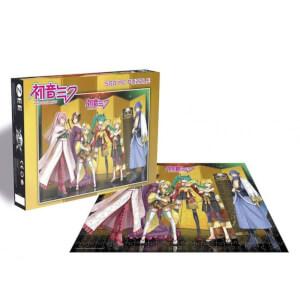 Hatsune Miku Group (500 Piece Jigsaw Puzzle)