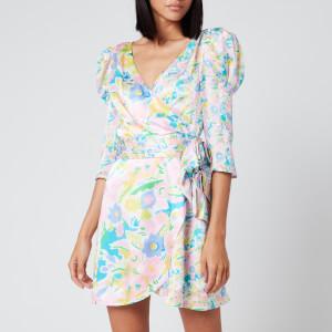 Olivia Rubin Women's Ren Dress - Neon Floral