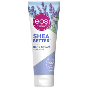EOS Shea Butter Lavender Hand Cream 74ml