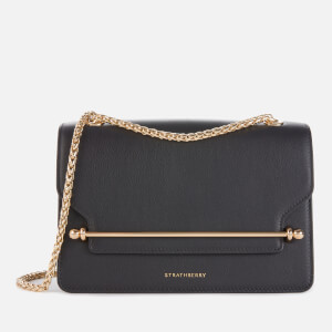 Strathberry Women's East/West Shoulder Bag - Black
