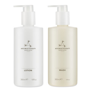 Aromatherapy Associates Hand Wash and Lotion Collection (Worth £42.00)