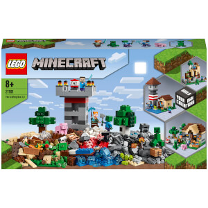 LEGO Minecraft: The Crafting Box 3.0 (21161)