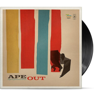 iam8bit Ape Out LP
