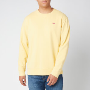 Levi's Men's New Original Sweatshirt - Dusky Citron