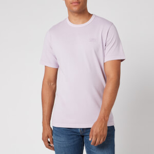 Levi's Men's Authentic Serif Garment Dye T-Shirt - Lavender Frost