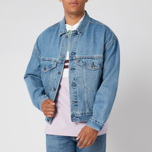 Levi's Men's Stay Loose Trucker Jacket - Blue