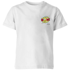 Emoji WOW Kids' T-Shirt - White