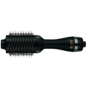 Hot Tools Volumiser One-Step Blowout Brush - Black/Gold