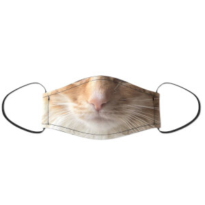Tom Cat Face Mask
