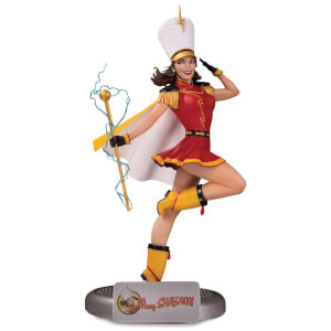 DC Collectibles DC Bombshells Mary Shazam Statue