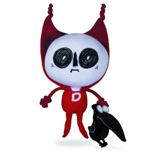 DC Collectibles DC Nation Deadman and Crow Plush Figure (Pack of 2)