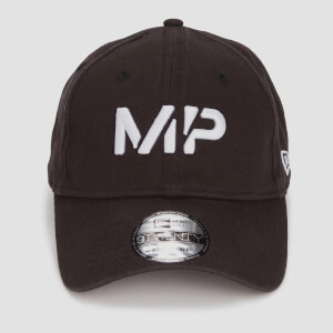 MP 9TWENTY Baseball Cap - Black/White