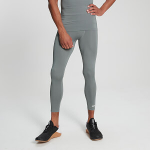 MP Men's Base Layer ¾  Leggings - Storm