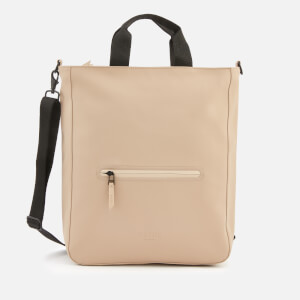 RAINS Cross Body Tote Bag - Beige