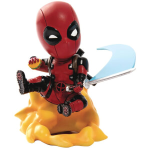 Beast Kingdom Marvel Comics Deadpool Ambush Figure