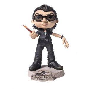 Iron Studios Jurassic Park Mini Co. PVC Figure Ian Malcolm 13 cm