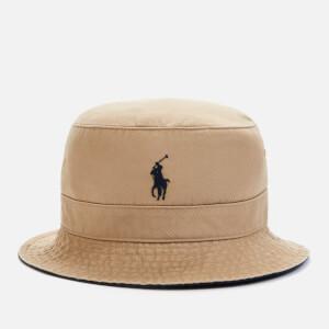 Polo Ralph Lauren Men's Loft Bucket Hat - Boating Khaki