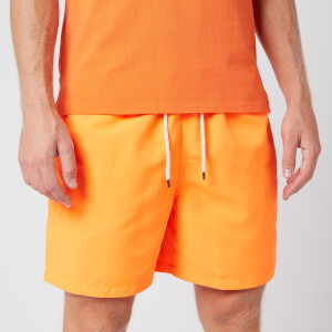 Polo Ralph Lauren Men's Traveller Swim Shorts - Orange Flash