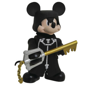 Diamond Select Kingdom Hearts 2 Black Coat Mickey Vinimate Figure