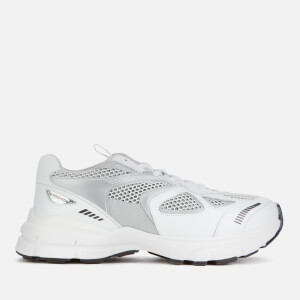 Axel Arigato Women's Marathon Chunky Running Style Trainers - White/Silver