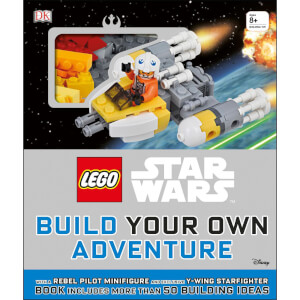 DK Books LEGO Star Wars Build Your Own Adventure Hardback