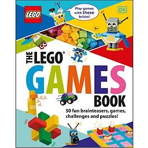 DK Books The LEGO Games Book Hardback